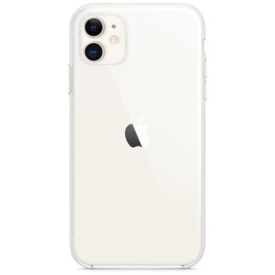 Ochranný kryt Apple pro iPhone 11 transparentní