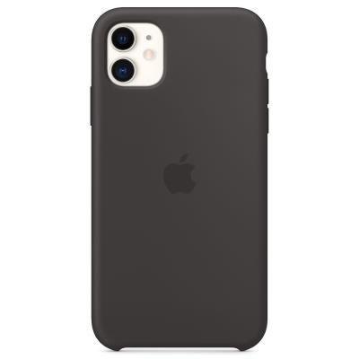 Ochranný kryt Apple pro iPhone 11 černý