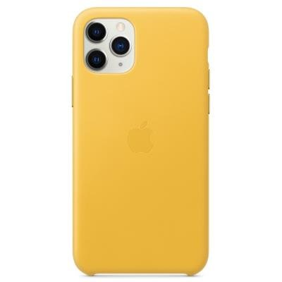 Ochranný kryt Apple pro iPhone 11 Pro žlutý