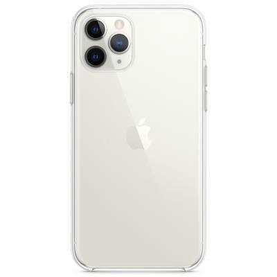 Ochranný kryt Apple iPhone 11 Pro transparentní