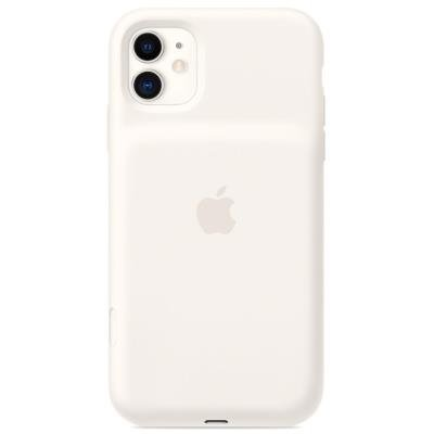 Apple Smart Battery Case pro iPhone 11 bílý