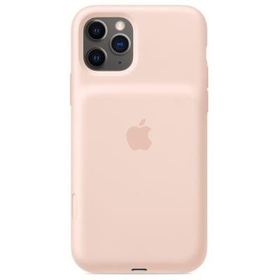 Apple Smart Battery Case pro iPhone 11 Pro růžový