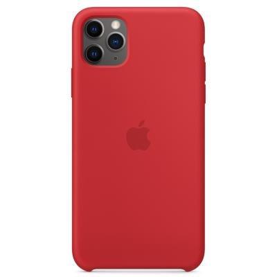 Apple ochranný kryt pro iPhone 11 Pro Max červený