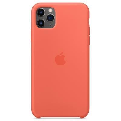 Apple ochranný kryt pro iPhone 11 Pro Max oranžový