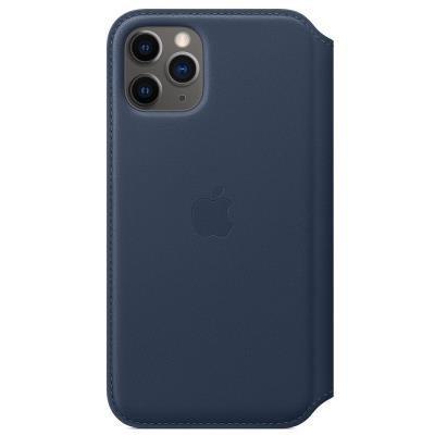 Apple pouzdro pro iPhone 11 Pro modré