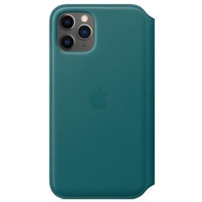 Apple pouzdro pro iPhone 11 Pro tyrkysové