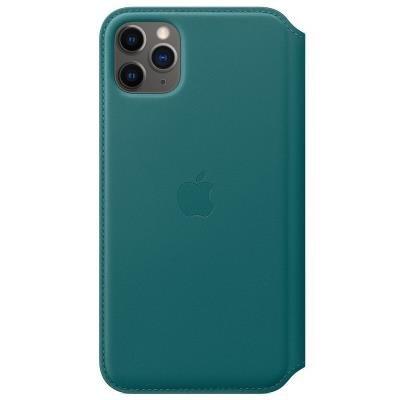Apple pouzdro pro iPhone 11 Pro Max tyrkysové
