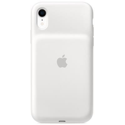 Apple Smart Battery Case pro iPhone XR bílý