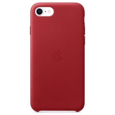 Apple ochranný kryt pro iPhone SE červený