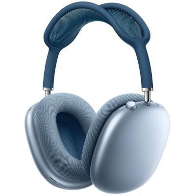 Apple AirPods Max modrý