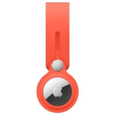 Apple AirTag Loop oranžové