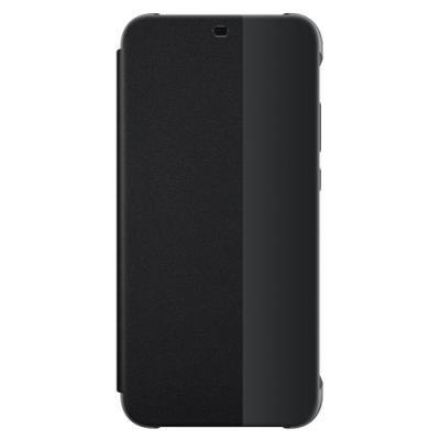 Pouzdro Huawei View Cover pro P20 Lite černé
