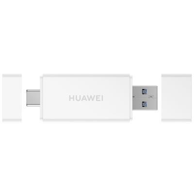 Čtečka paměťových karet Huawei NM a microSD bílá