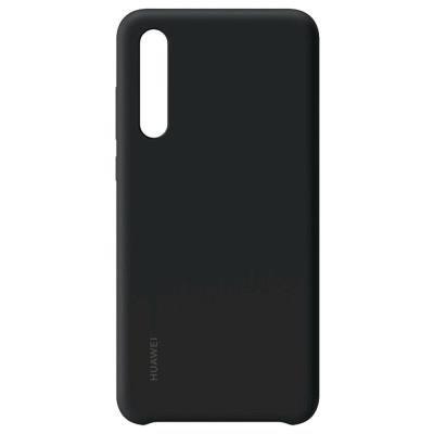 HUAWEI Silikonový kryt pro Huawei P30 černý