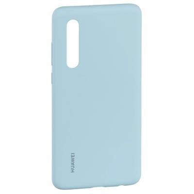 Ochranný kryt Huawei pro P30 světle modrý