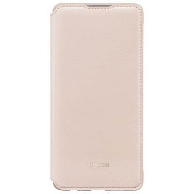 Pouzdro Huawei Wallet Cover pro P30 růžové