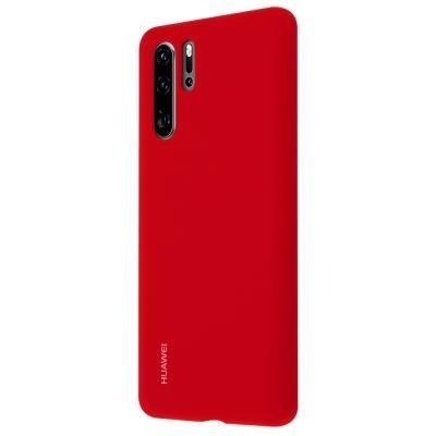 Ochranný kryt Huawei pro P30 Pro červený