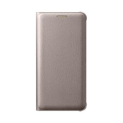 Pouzdro Samsung pro Galaxy A3 2016 zlaté