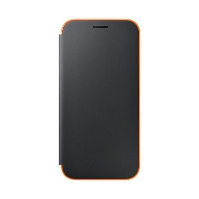 Pouzdro Samsung pro Galaxy A5 2017 neónové černé