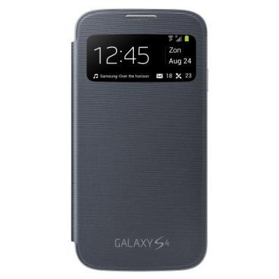 Pouzdro Samsung S-View pro Galaxy S4 černé