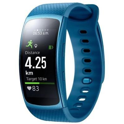 Fitness náramek Samsung Galaxy Gear Fit2 modrý
