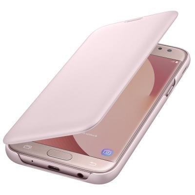 Pouzdro Samsung pro Galaxy J5 2017 růžové
