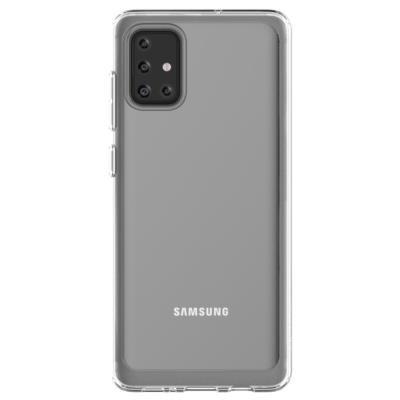 Samsung A Cover pro Galaxy A71 průhledný