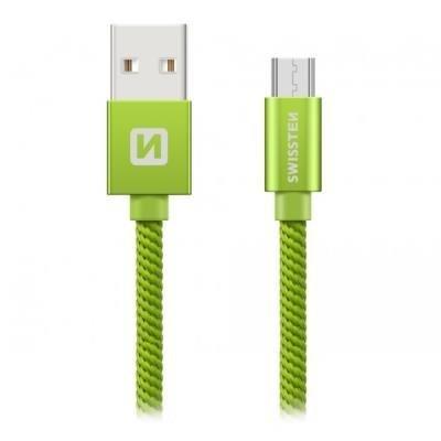 Kabel SWISSTEN USB 2.0 typ A na micro B 1,2m