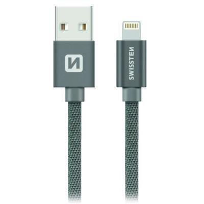 Kabel SWISSTEN USB 2.0 typ A na Lightning 0,2m