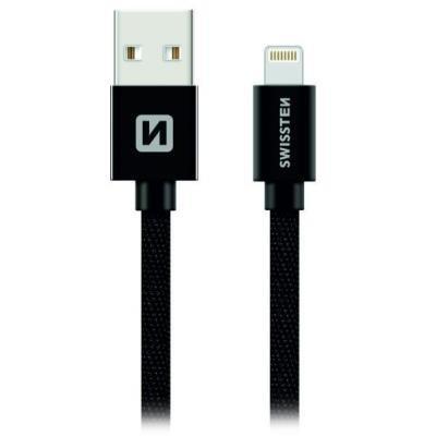 Kabel SWISSTEN USB 2.0 typ A na Lightning 1,2m