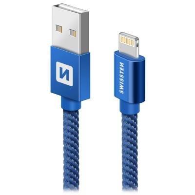 Kabel SWISSTEN USB 2.0 typ A na Lightning 2m
