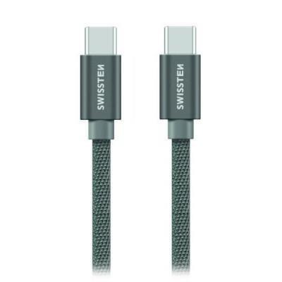 Kabel SWISSTEN USB-C na USB-C 1,2 m