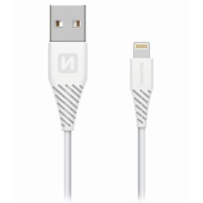 Kabel SWISSTEN USB-C na Lightning 1,2m
