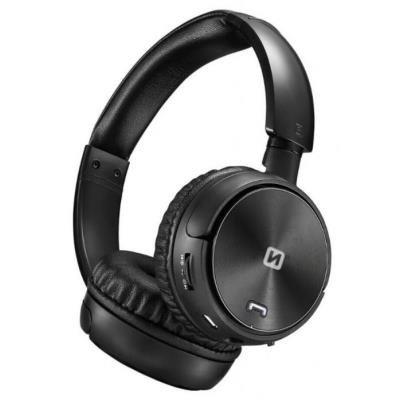 Headset SWISSTEN Trix černý