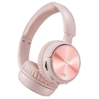 Headset SWISSTEN Trix růžový