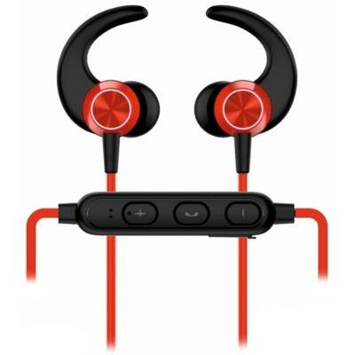 Headset SWISSTEN Bluetooth Active červený