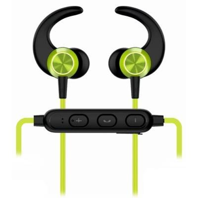Headset SWISSTEN Bluetooth Active zelený