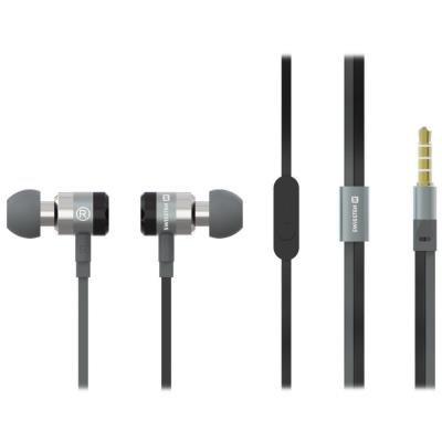 Headset SWISSTEN Earbuds Superbass YS900 černý