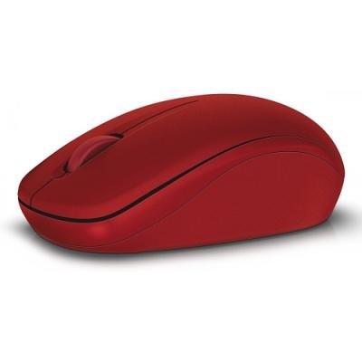 Myš Dell WM126 červená