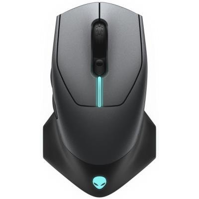 DELL myš Alienware Wireless /bezdrátová/ Gaming Mouse/ AW610M Dark Side