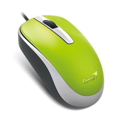 Genius DX-120/ drátová/ 1200 dpi/ USB/ zelená
