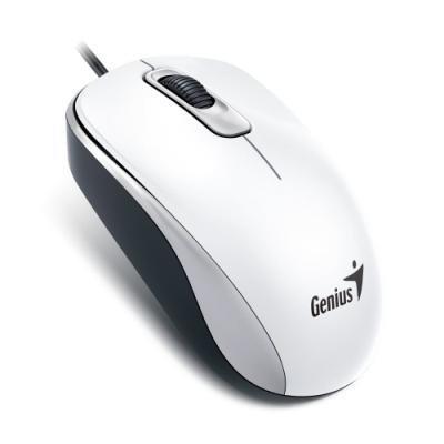 Myš Genius DX-110 bílá