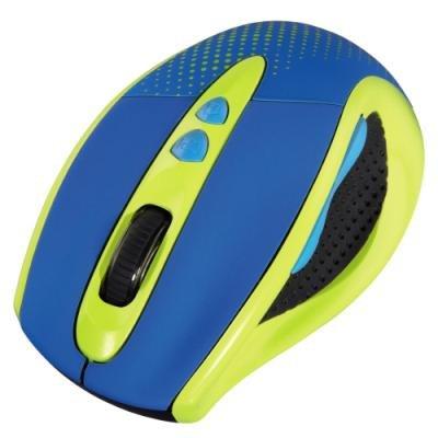 Myš Hama Knallbunt 2.0 žlutá