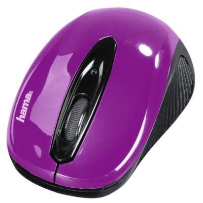 Myš Hama AM-7300 fialová