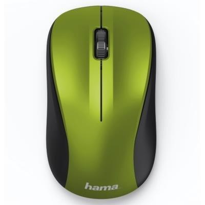 Myš Hama MW-300 citrónově žlutá
