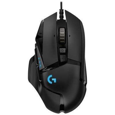 Myš Logitech G502 HERO High Performance