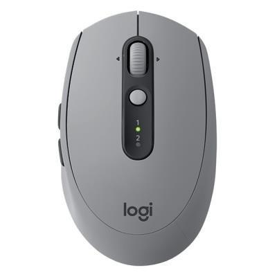 Logitech M590 Silent šedá