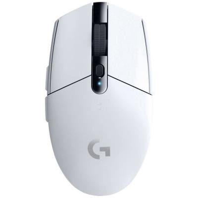 Logitech G305 LIGHTSPEED bílá