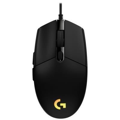 Logitech G102 LIGHTSYNC černá