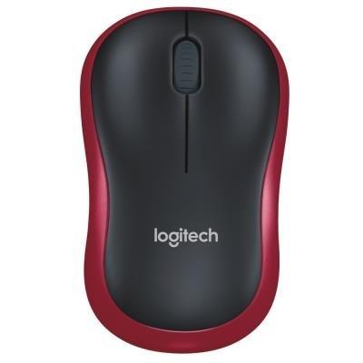 Myš Logitech M185 červená